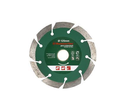 Круг алмазный HAMMER 206-127 DB TB SPIRAL 125*22мм
