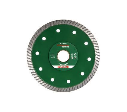 Круг алмазный HAMMER 206-157 DB TB PROFF WAVE 125*22мм