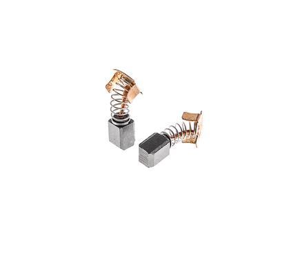 Щётка HAMMER 404-224 Щетки угольные (2шт.) для Makita (СВ-430) AUTOSTOP