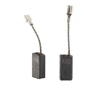 Щётка HAMMER 404-319 Щетки угольные (2 шт.) для Bosch (1607014145) AUTOSTOP