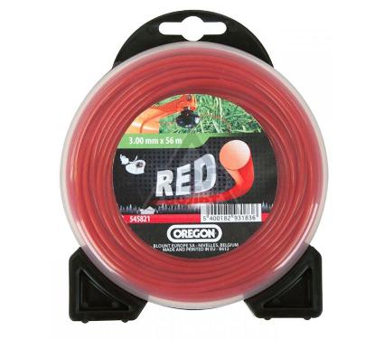 Леска для триммеров OREGON Roundline RED