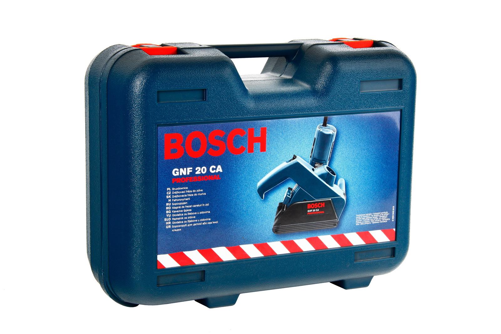 Штроборез Bosch Gnf 20 ca (0.601.612.508)