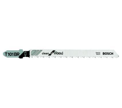 Пилки для лобзика BOSCH T101BR (2608630014)