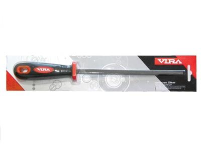 Напильник по металлу Vira 820005  200 мм четырехгранный от 220 Вольт