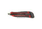 Нож строительный VIRA 831305  18мм 2-компонентная рукоятка