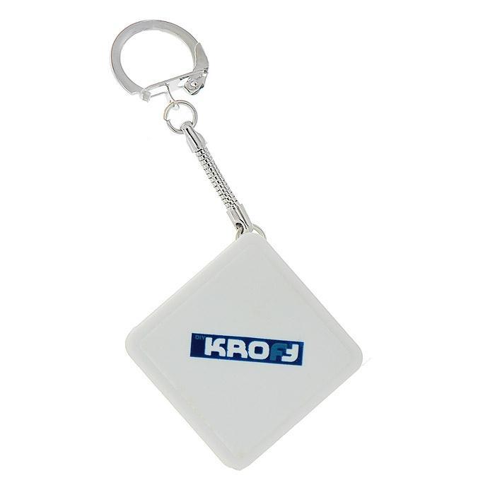 Рулетка-брелок Kroft 202093 рулетка kroft 202094
