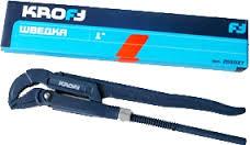 Ключ трубный шведский Kroft 202027 ключ трубный шведский vorel 55211