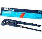 Ключ трубный шведский KROFT 202027