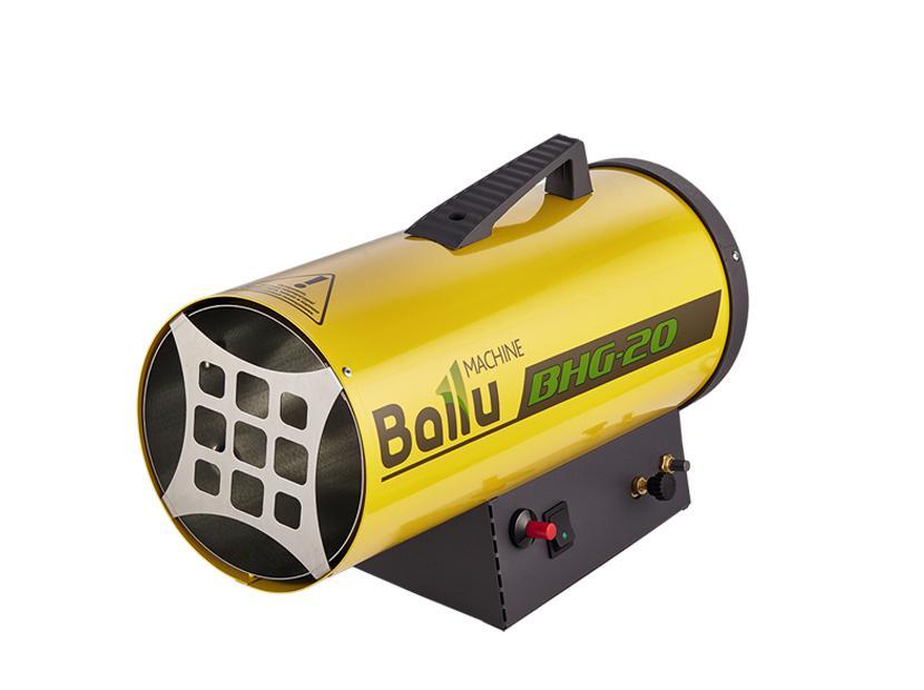 Газовая тепловая пушка Ballu Bhg-20 газовый