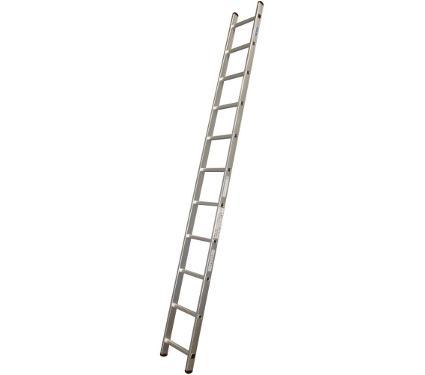 Лестница двухсекционная выдвижная KRAUSE CORDA 12081