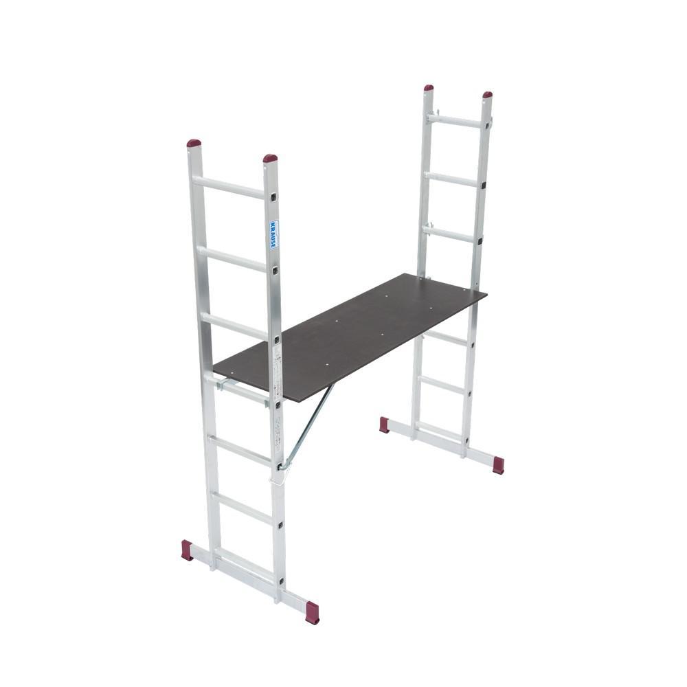 Лестница Krause Corda 080103 лестница krause corda ks 013392 3х9 универсальная рабочая высота 6 2м