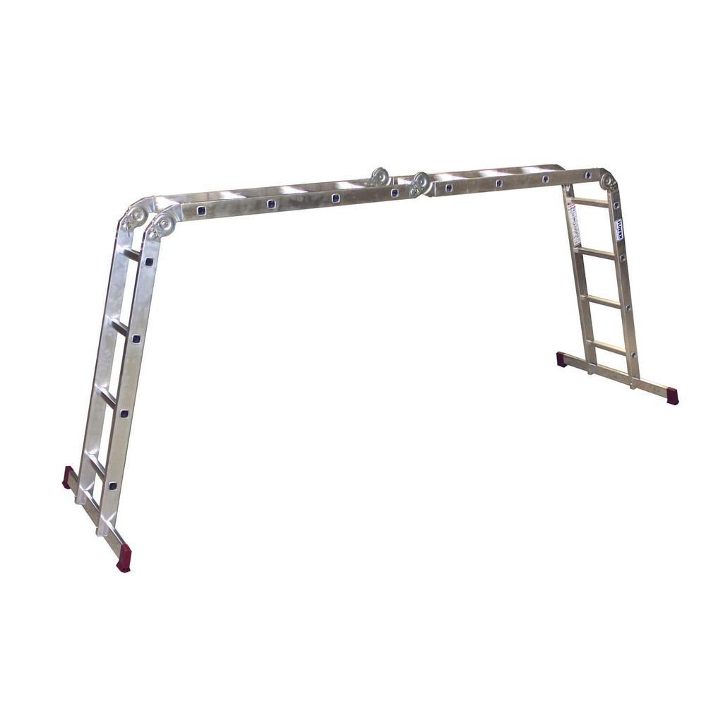 Стремянка Krause Corda 085047 лестница krause corda ks 013392 3х9 универсальная рабочая высота 6 2м