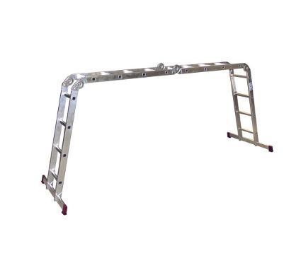 Универсальная шарнирная лестница KRAUSE CORDA 085047