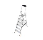 Стремянка алюминиевая KRAUSE Sepuro 6 ступеней