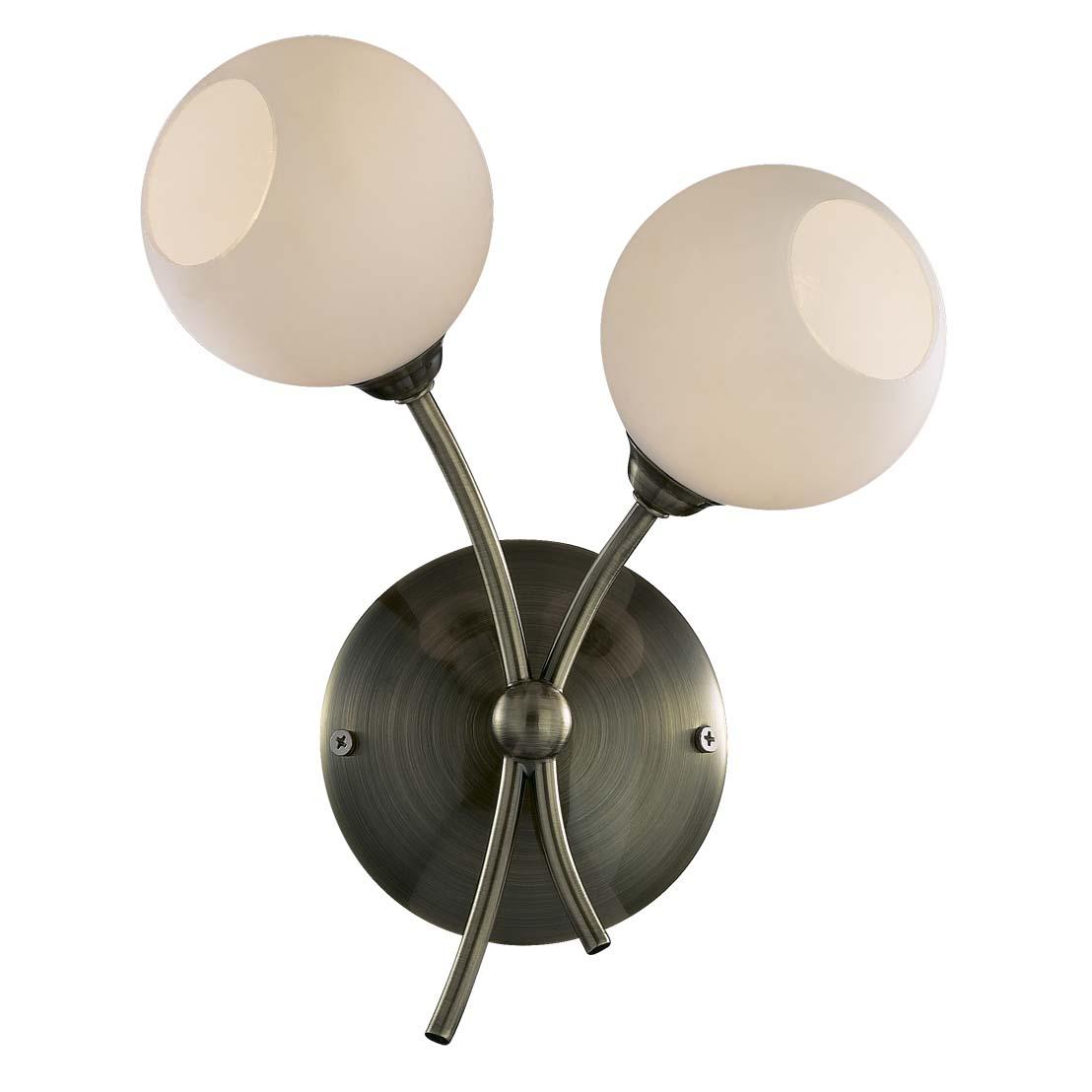 Бра Odeon light 2160/2w odeon light настенный светильник odeon light parola 2896 2w