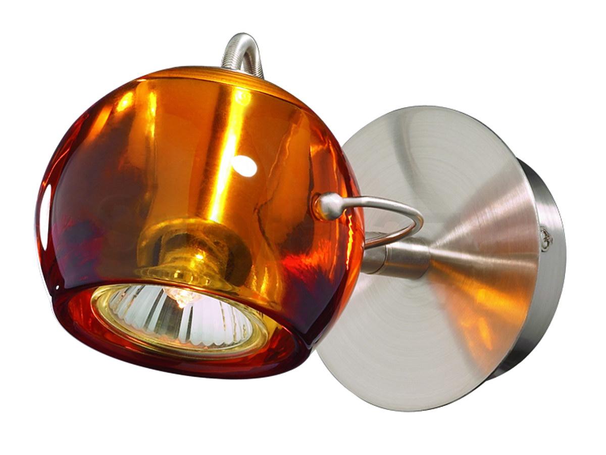 Бра Odeon light 1430/1w odeon light спот odeon light bolla 1430 1a