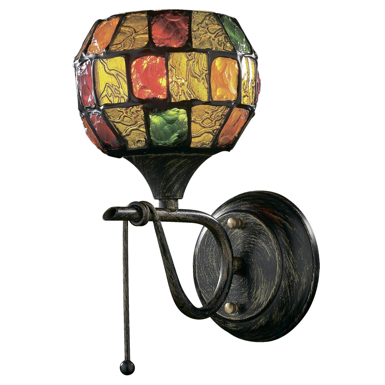 Бра Odeon light 2094/1w подвесной светильник odeon light velute 2094 5c
