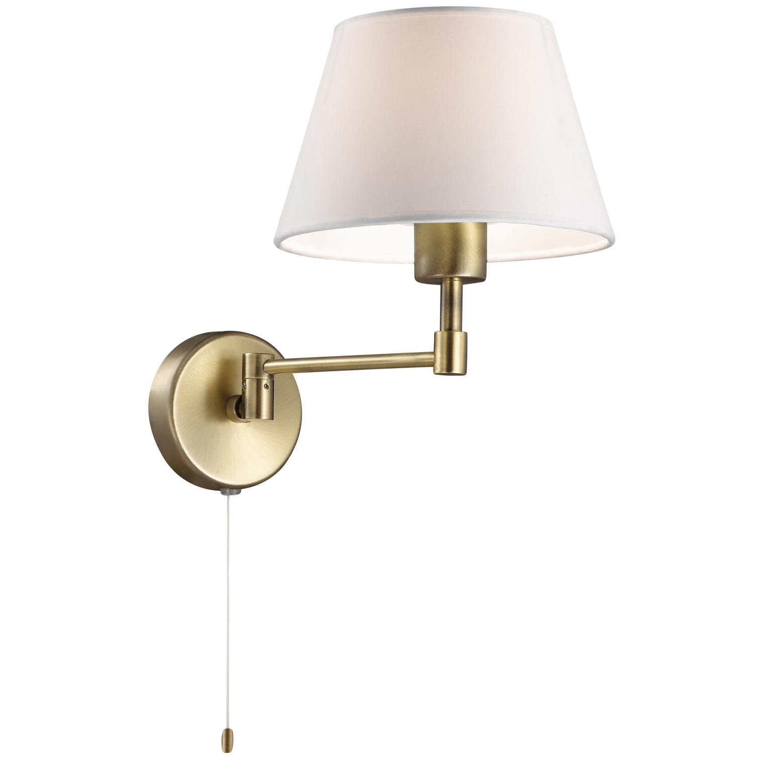 Бра Odeon light 2481/1w светильник настенный бра коллекция gemena 2481 1w бронза белый odeon light одеон лайт