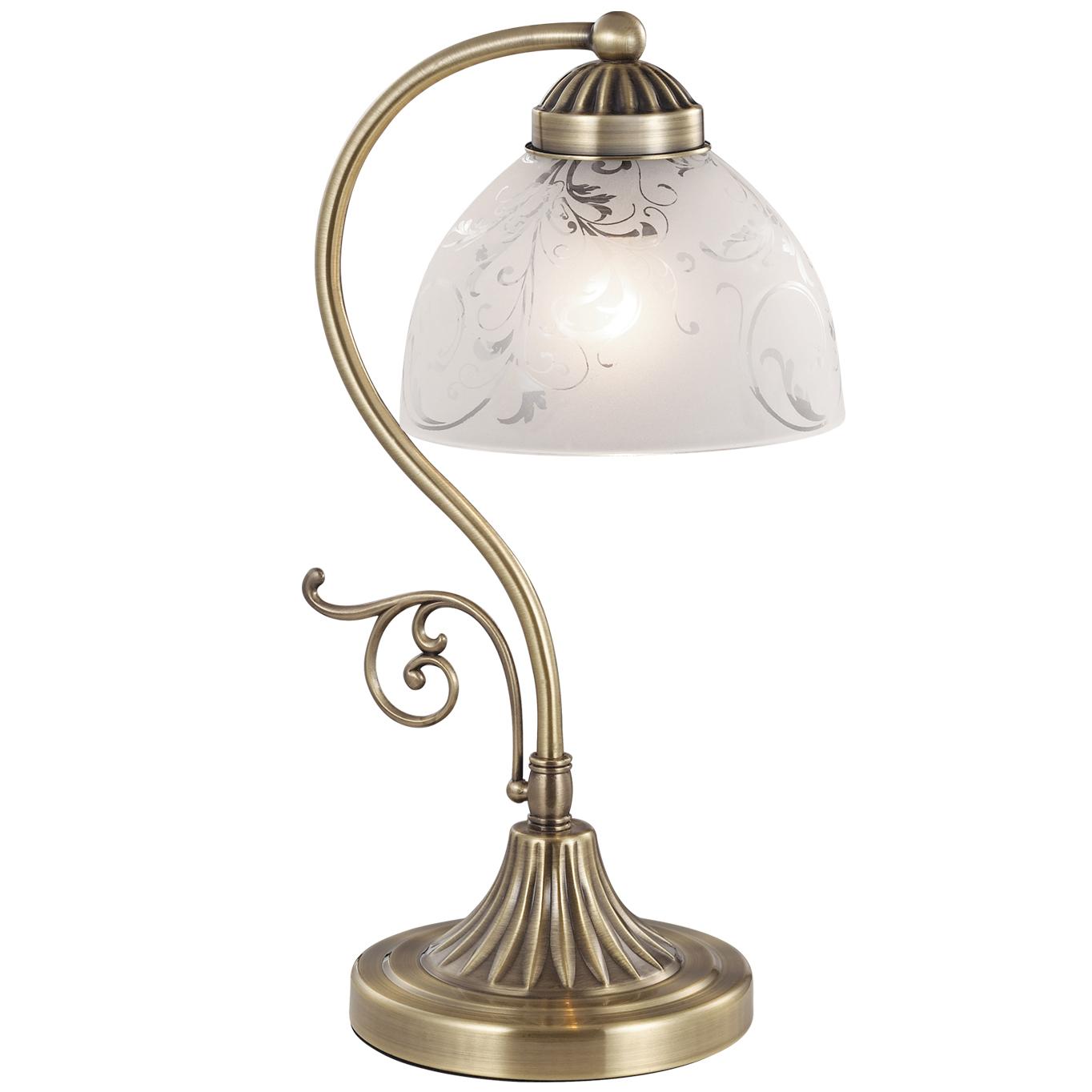 Лампа настольная Odeon light 2542/1t от 220 Вольт