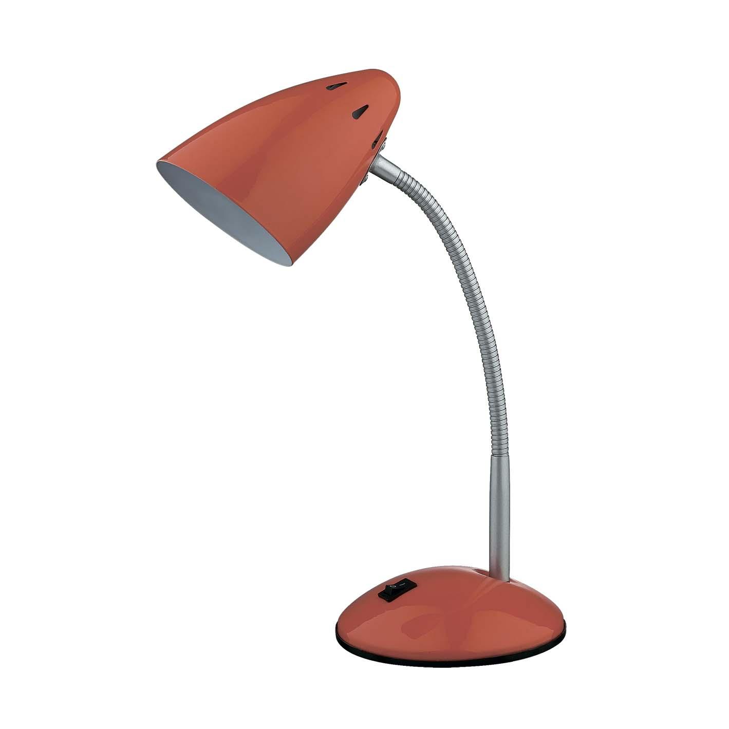 Лампа настольная Odeon light 2101/1t настольная лампа odeon light офисная luri 2327 1t