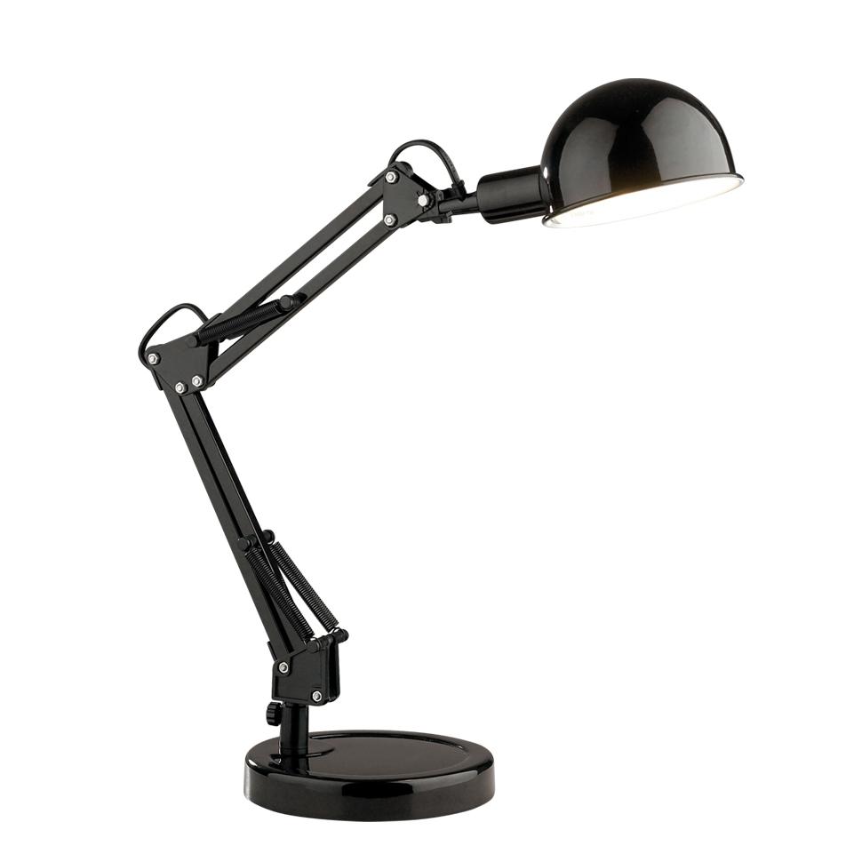Лампа настольная Odeon light 2323/1t настольная лампа odeon light офисная luri 2327 1t