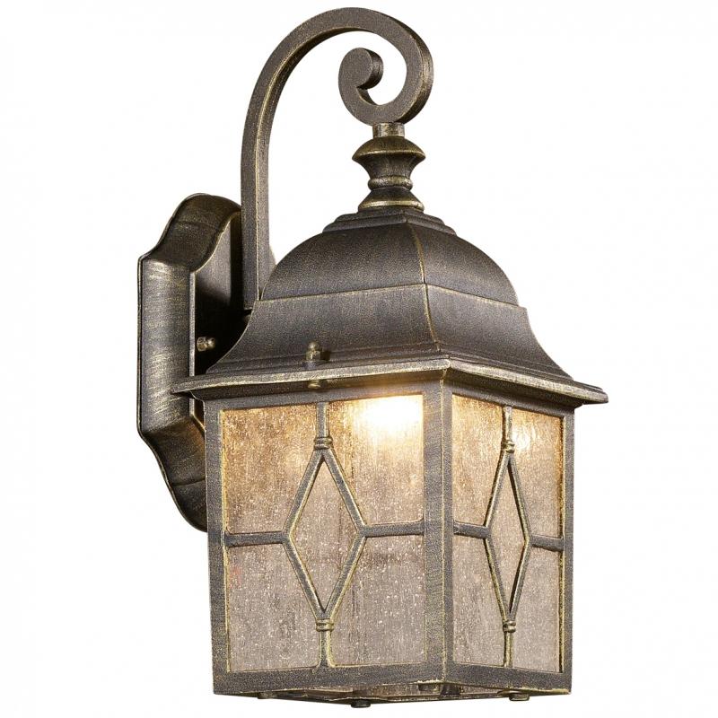 Светильник уличный настенный Odeon light 2309/1w настенный уличный светильник odeon 2312 lumi 2312 1w