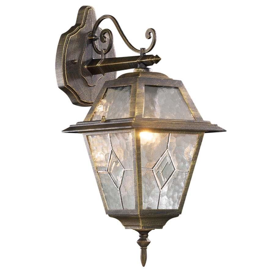 Светильник уличный Odeon light 2316/1w настенный уличный светильник odeon 2312 lumi 2312 1w