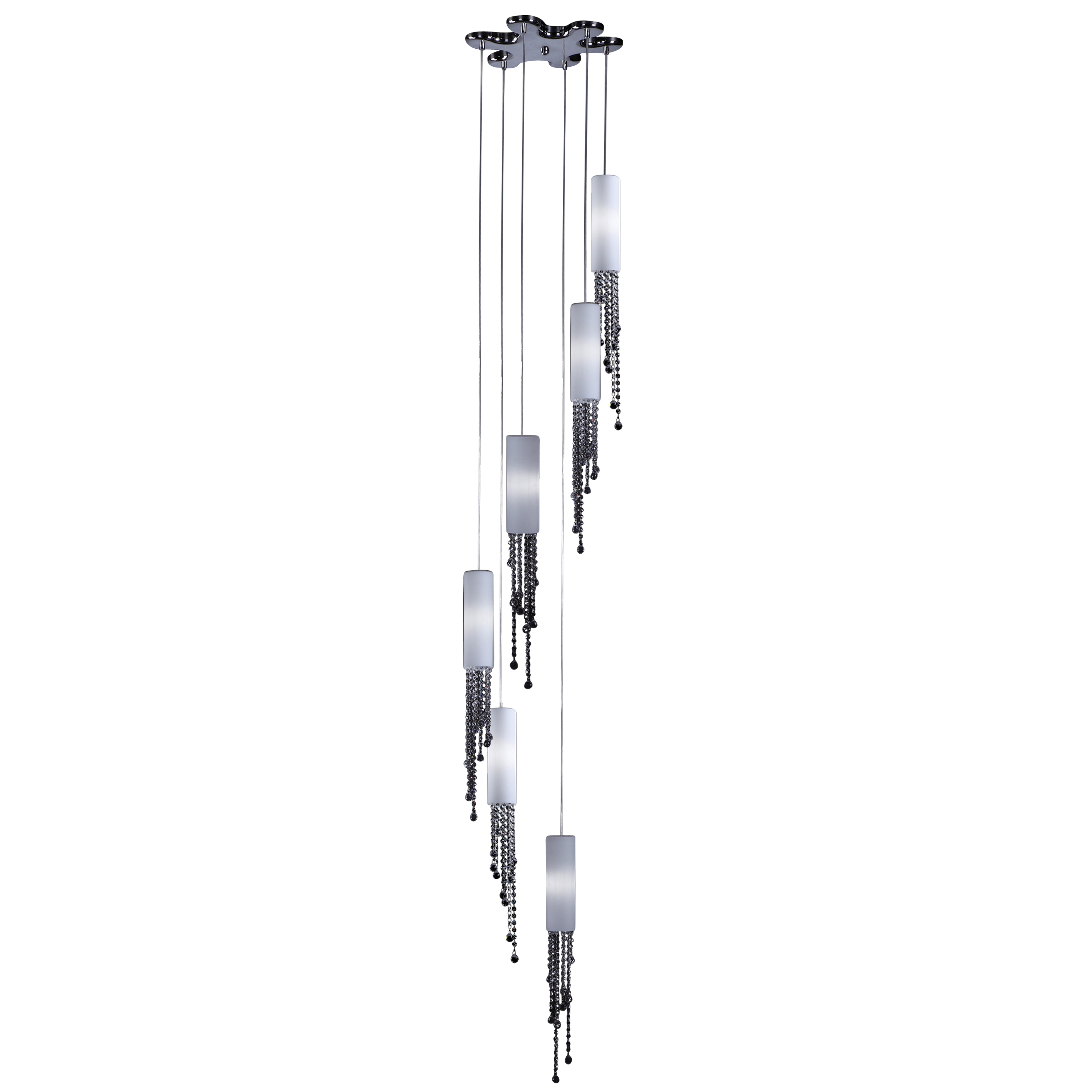 Светильник подвесной Odeon light 2571/6 светильник подвесной odeon light eveta 6 х g9 42w 2758 6