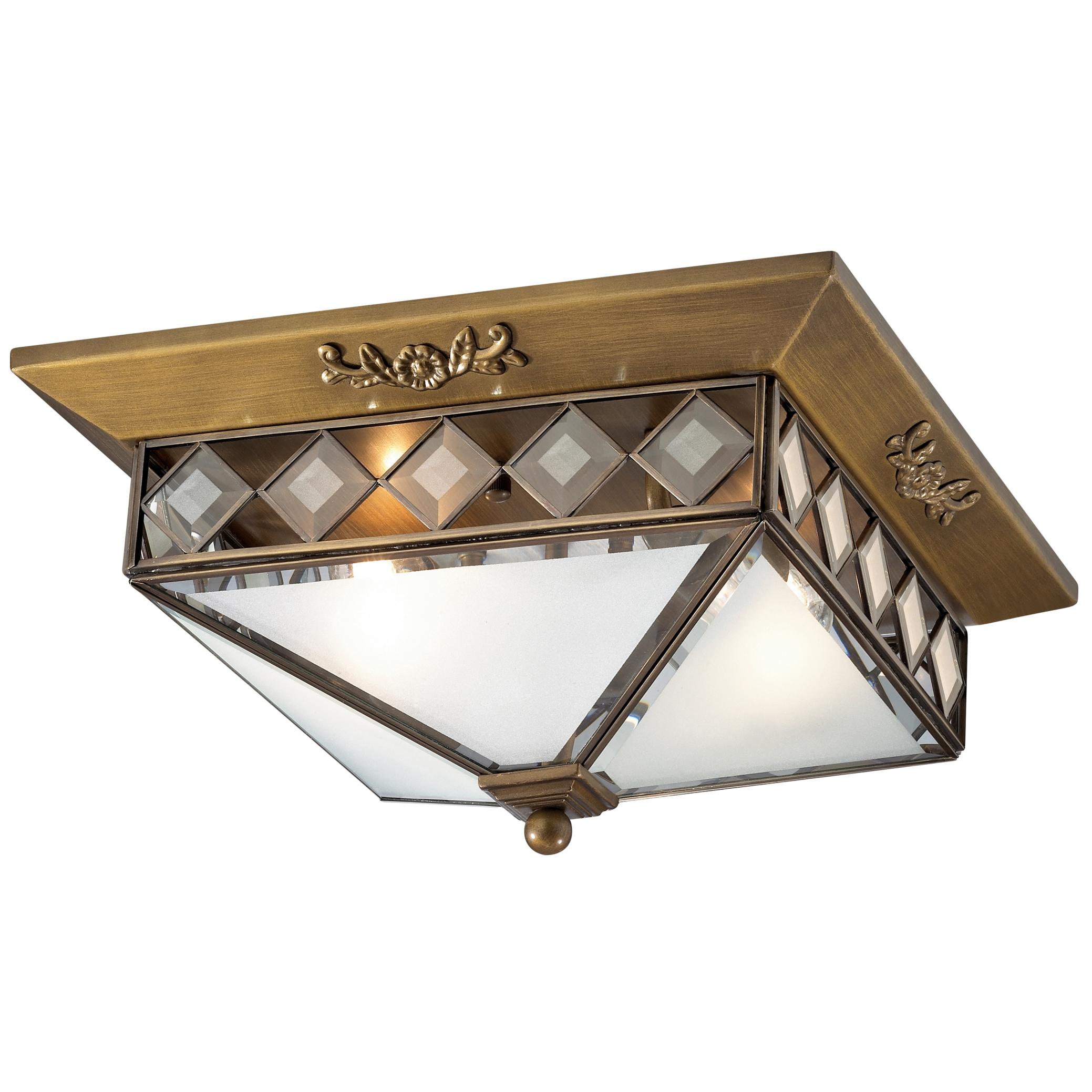Светильник настенно-потолочный Odeon light 2544/2 накладной потолочный светильник 2544 2 odeon light