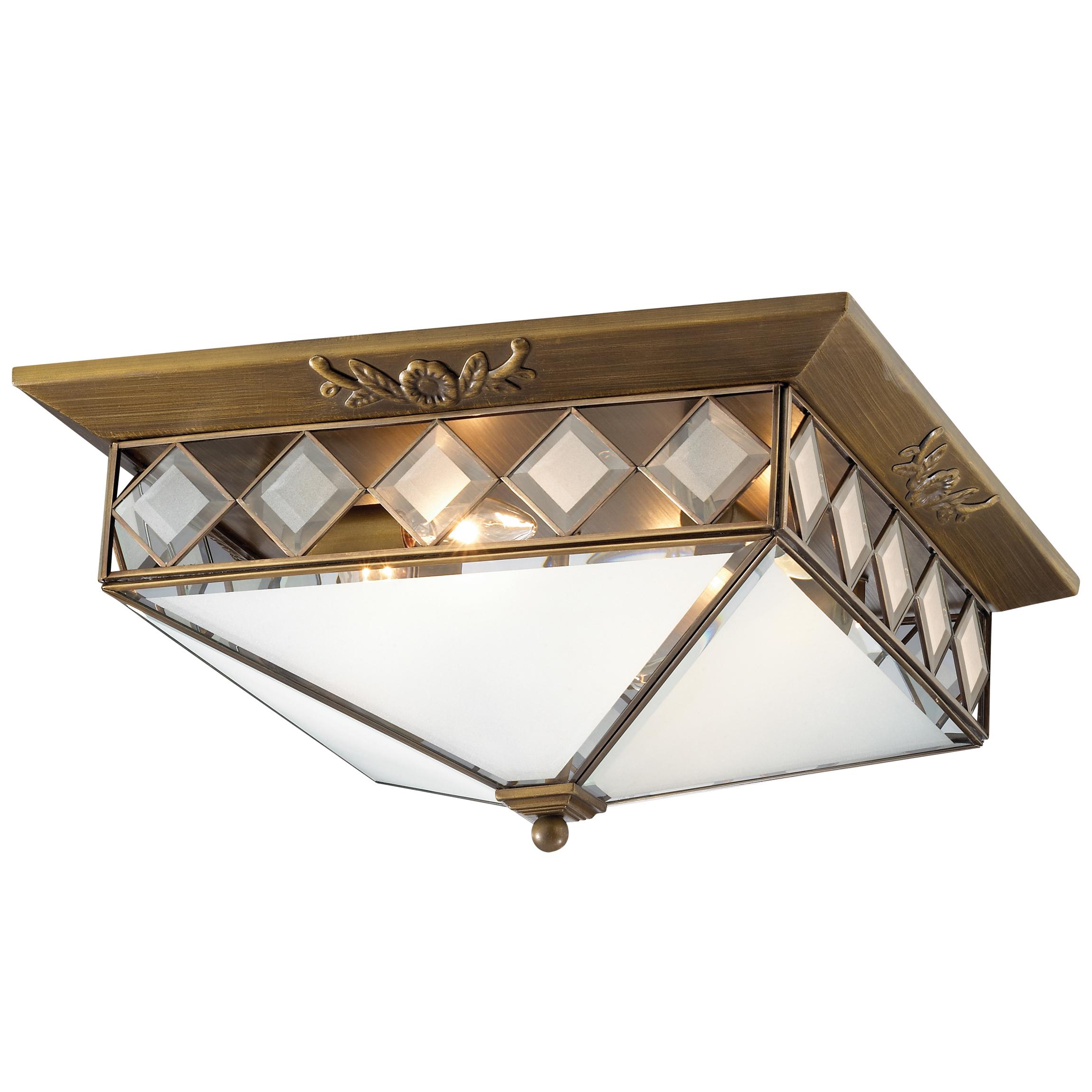 Светильник настенно-потолочный Odeon light 2544/4 накладной потолочный светильник 2544 2 odeon light