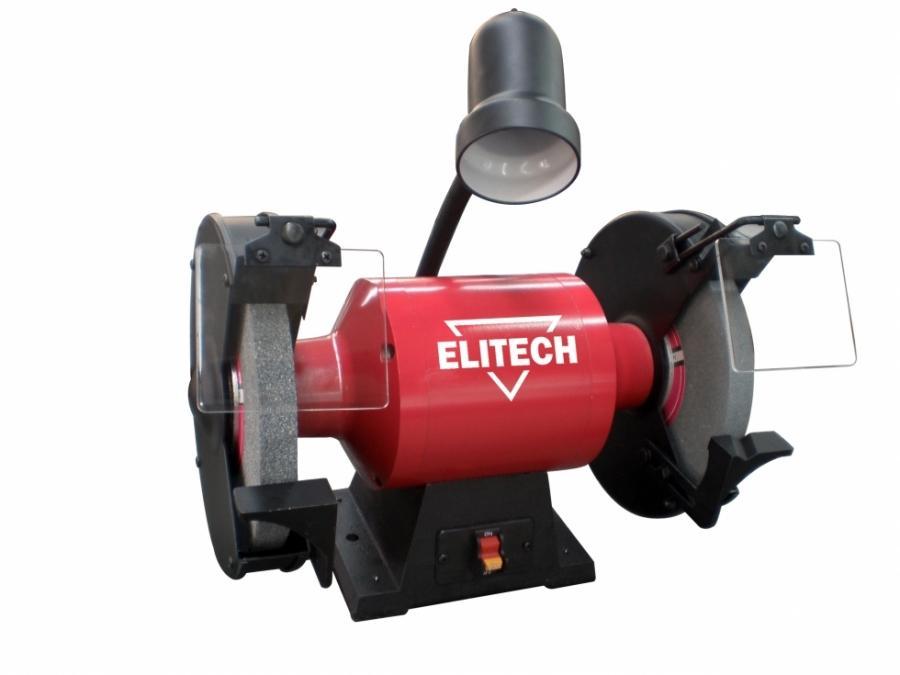 Точило с подсветкой Elitech СТ900c  точило elitech ст 200