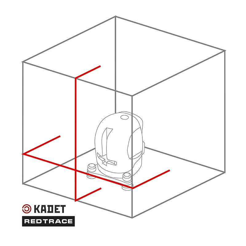 Уровень Redtrace Kadet start