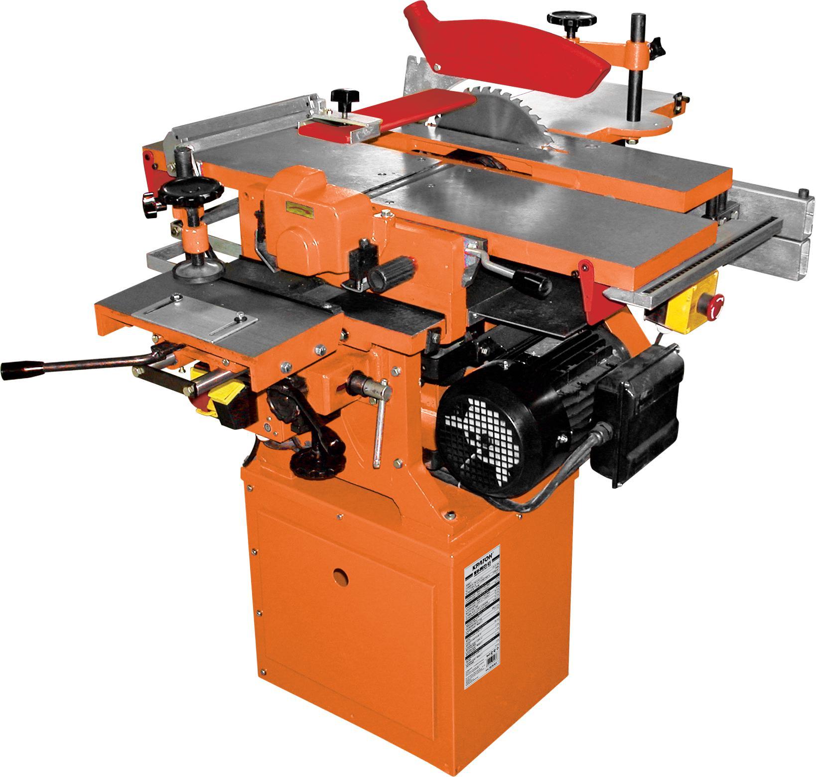Станок деревообрабатывающий многоперационный КРАТОН Wm-multi-1.5 деревообрабатывающий станок prorab 5600