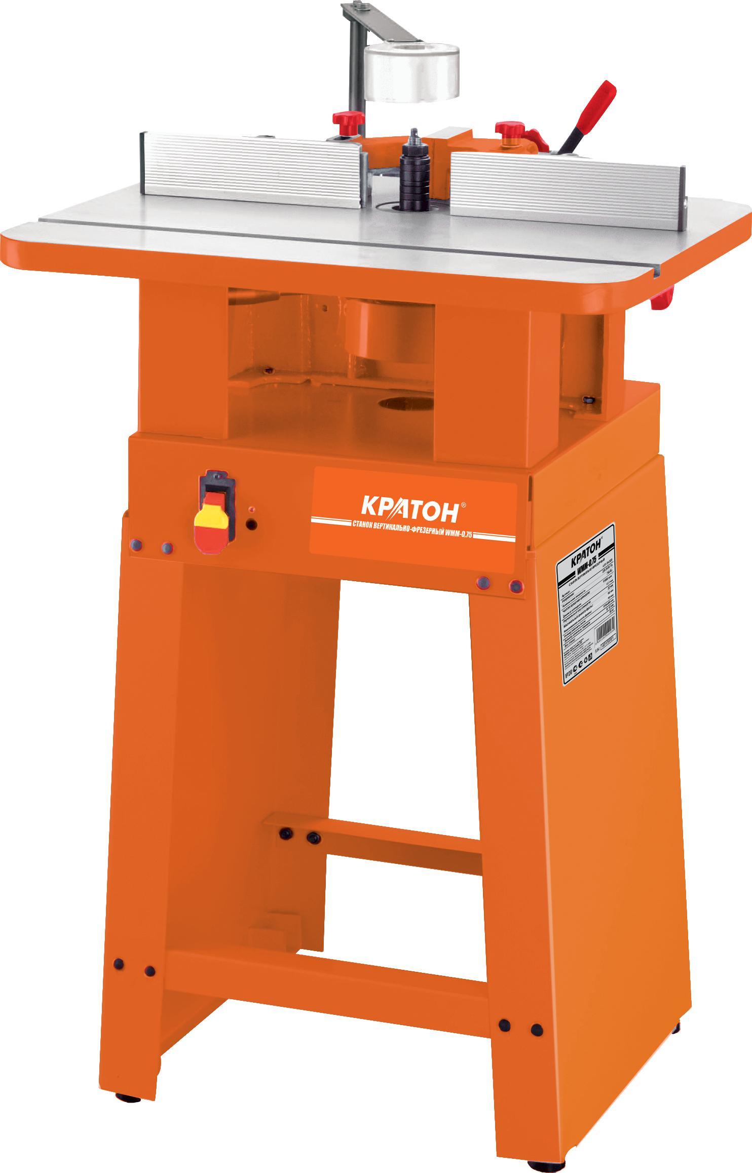 Станок вертикально-фрезерный КРАТОН Wmm-0,75 вертикально-фрезерный купить 675 фрезерный станок в ирпене