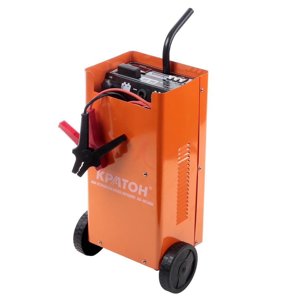 Устройство пуско-зарядное КРАТОН Jsc-180 аккумулятор для легкового автомобиля fb specialist 60b24l fb7000 ач48 470en