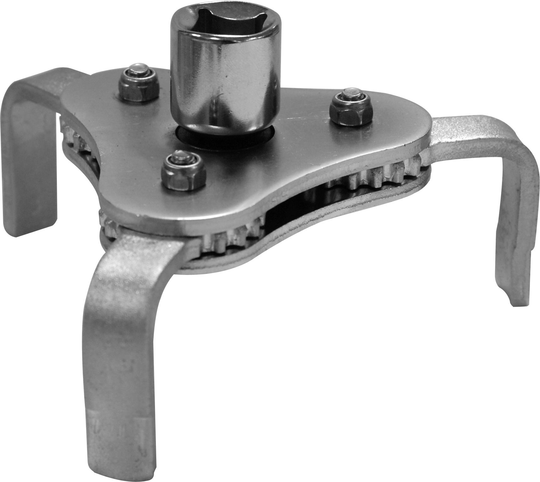 Съемник масляных фильтров КРАТОН 63-102 мм (КРАБ)