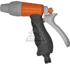 Пистолет для полива КРАТОН Standart пластиковый регулируемый
