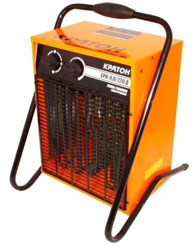 Электрическая тепловая пушка КРАТОН Eph-9,0/720 b электрический нагреватель воздуха master b 9 eca