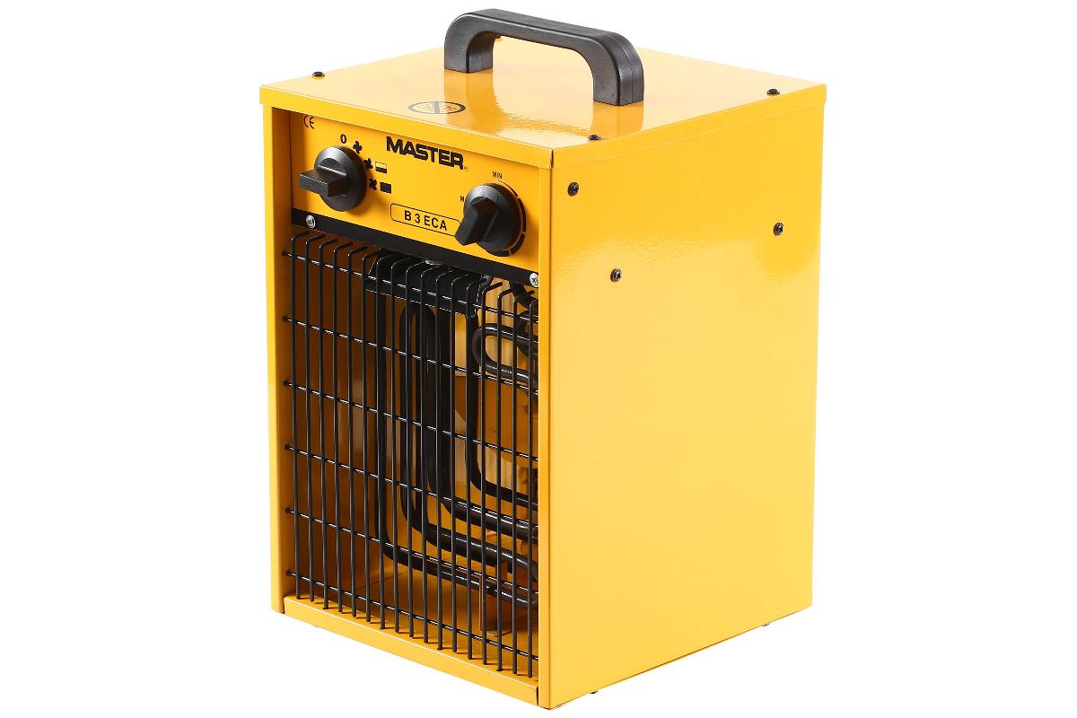 Электрический нагреватель воздуха MASTER B3ECA