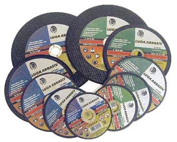 Круг отрезной ЛУГА-АБРАЗИВ 500 Х 5 Х 32 А24 д/рельс круг отрезной луга абразив 115x2x22 а36 skin упак 5 шт