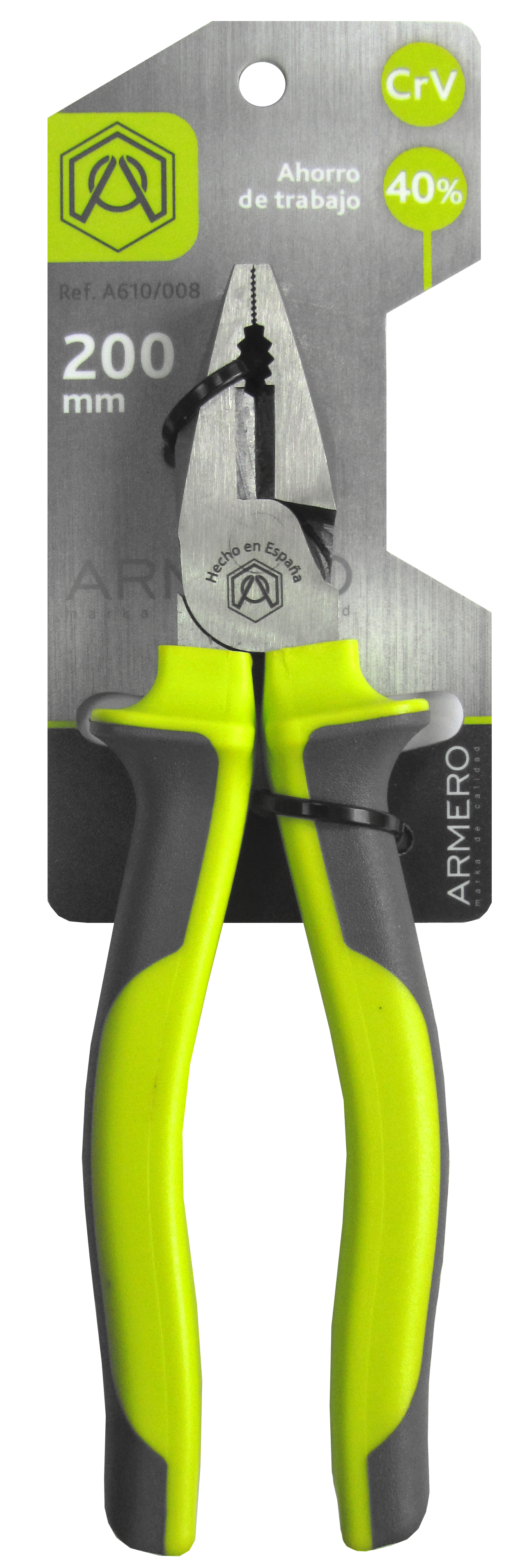 Плоскогубцы Armero Ar10/008  цена и фото