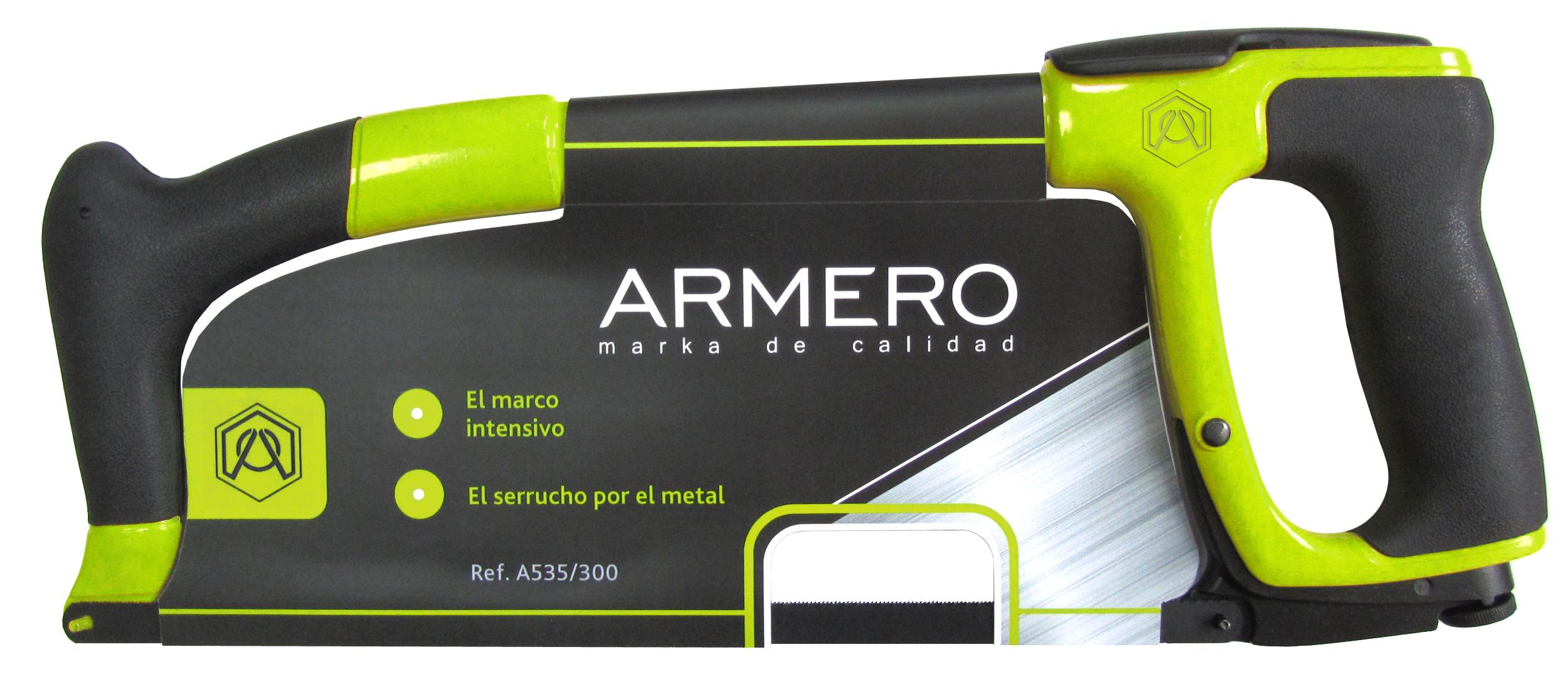Ножовка Armero As35/300 ножовка kolner khs 300