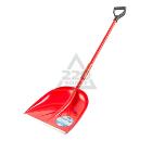 Лопата ЗЕМЛЕРОЙКА 0225 ''Красная жара'' для уборки снега