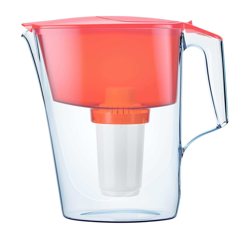 Фильтр-кувшин АКВАФОР Ультра  оранжевый фильтр для воды аквафор кувшин престиж красный