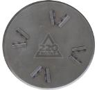 Затирочный диск MASALTA 25'' (600)
