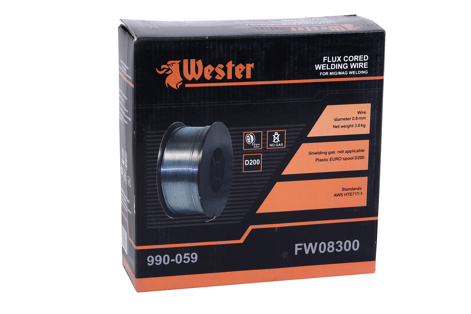 Проволока сварочная Wester Fw08300 от 220 Вольт