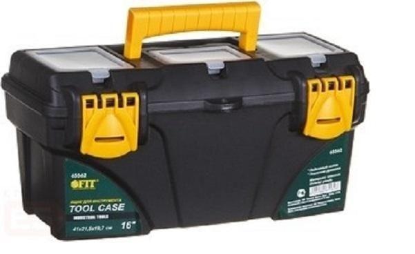 Ящик для инструментов Fit 65564 ящик для крепежа fit 40 х 30 х 6 см