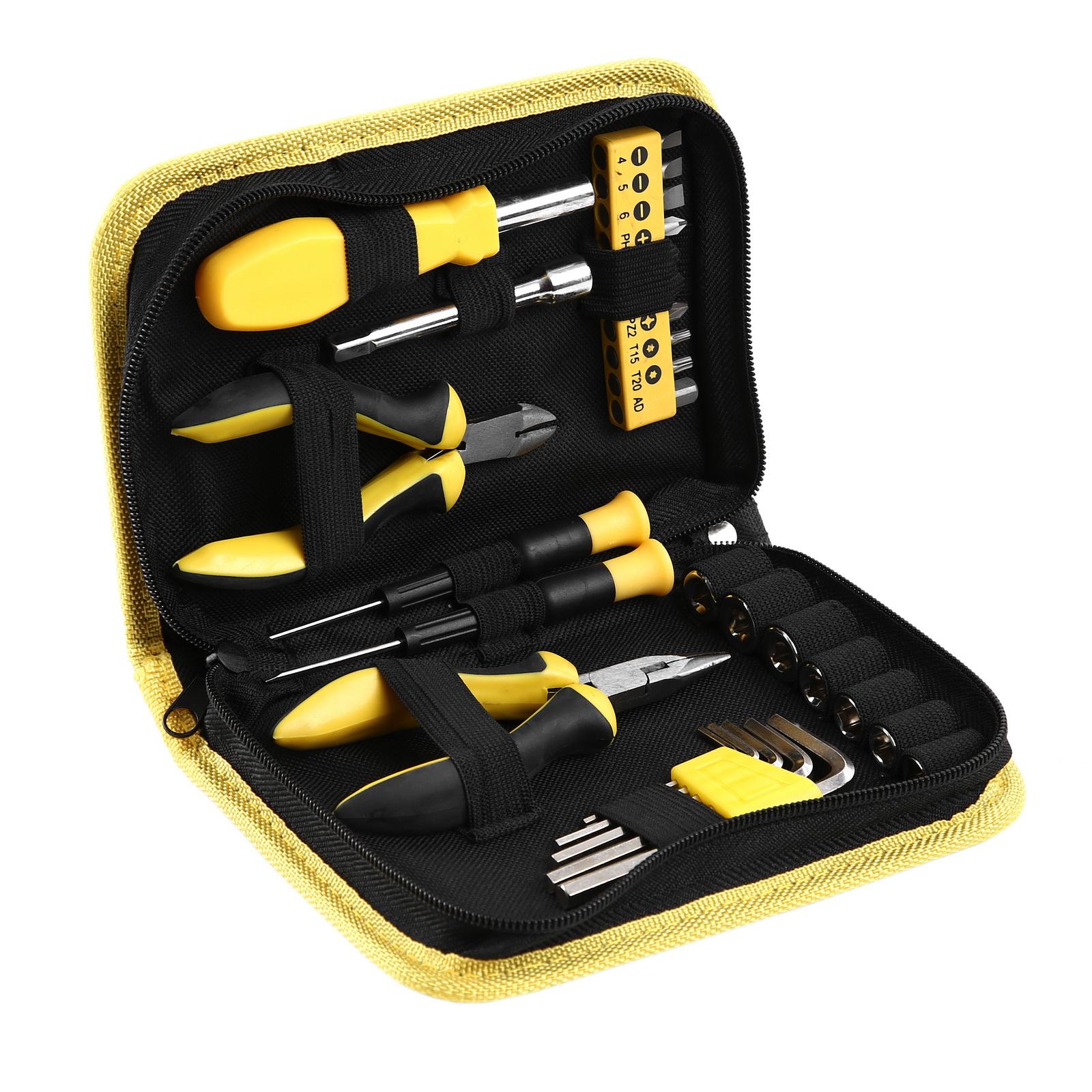 Набор инструмента для электромонтера, 29 предметов Fit 65137 машина autotime imperial truck series 65137