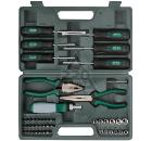Набор инструментов в чемодане, 45 предметов FIT 65143