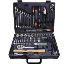 Набор инструментов в чемодане, 72 предмета FIT 65172